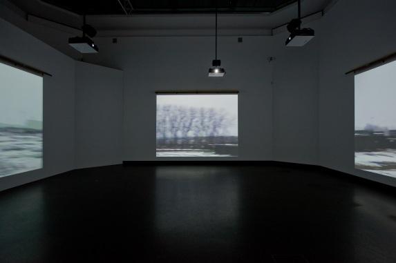 Mirosław Bałka, Carrousel, Akademie der Künste, Berlin, 2011. Courtesy of the artist.
